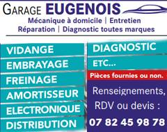 garage eugénois