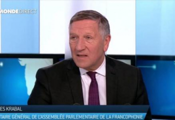 Jacques Krabal sur TV5